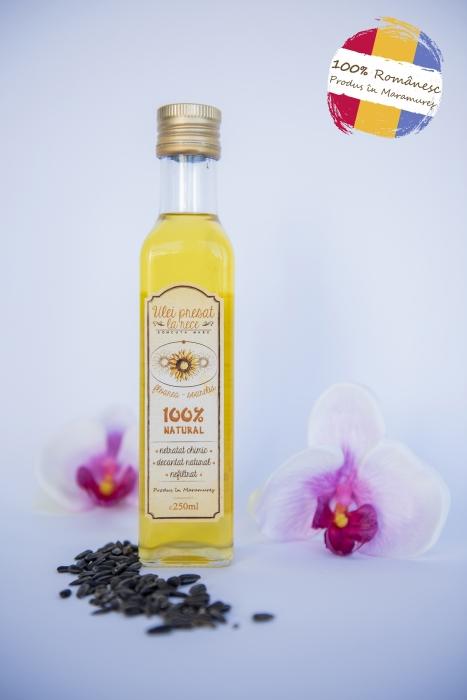 Ulei din semințe de floarea-soarelui 0